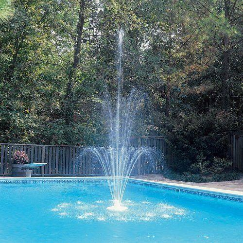 Water Fountain Swimming Pool Fountain Manufacturer From New Delhi