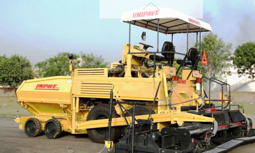 Asphalt Paver Machine - Paving Equipment Manufacturer from Ahmedabad