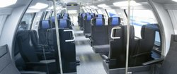 Fiber Train Interior Parts