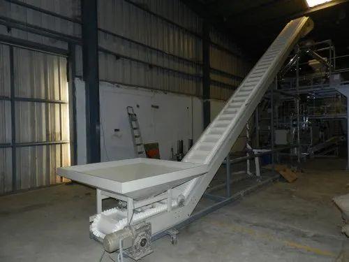 Belt Conveyors - Z Belt Conveyors Manufacturer from Hyderabad