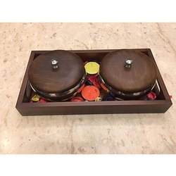 Wooden Food Box