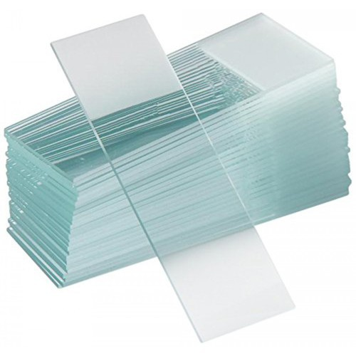 Chinar Microscope Glass Slides, for Pathology Laboratory, Rs 30 /pack | ID:  20463349488