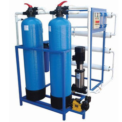 Standard Automatic RO Water Treatment Plant, Institutional RO Plant, Number of Membranes in RO: 2