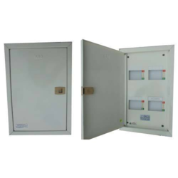 Legrand 6way TPN Double Door MCB Box