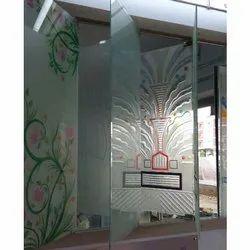 Printed Decorative Glass