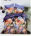 Quincy Bed Sheet Rosepetal
