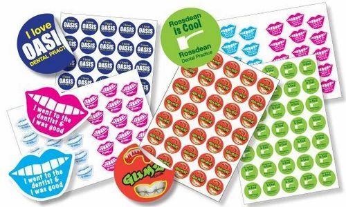 Sticker printing service
