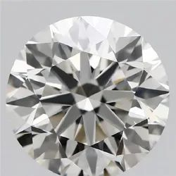 1.32ct Lab Grown Diamond CVD I VS1 Round Brilliant Cut IGI Certified Stone