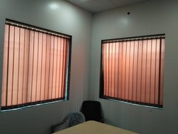 Cloth Window Vertical Blinds