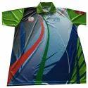 Mens Printed Sport T Shirt