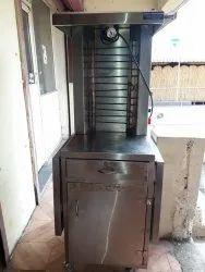 Floor Mounted Electric Shawarma Machine