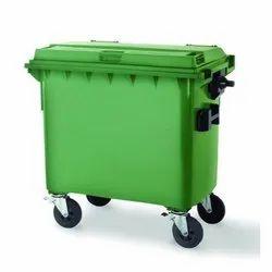 4 Wheeled Garbage Bin