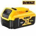 Dewalt Dcb184 5 Ah Li-ion Compact Battery For Power Tools, Voltage: 18 V