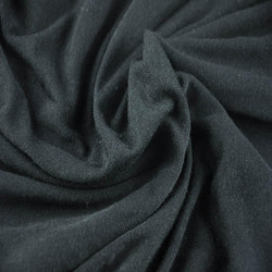 Plain Cotton Lycra Feeder Fabric, GSM: 180