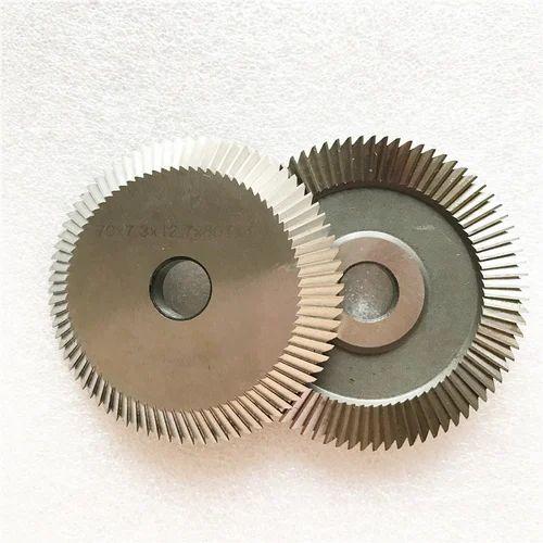 Key Cutter 0011B (70X12.7X7.3X80T)