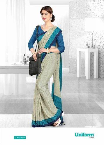 341b54c001175c Uniform Sarees - Indian Uniform Sarees Manufacturer from Surat