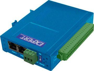 Ex9250 Mtcp Dual Lan Modbustcp Daisy Chain Module