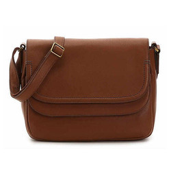 Men's Leather Side Bag
