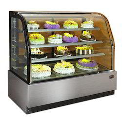 3 Shelves Cake Display Counter