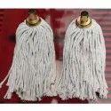 2 Clip 200gram White Cotton Mop Refill