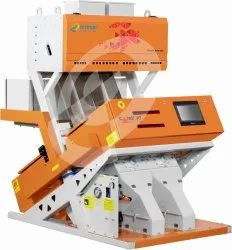 PLASTIC FLAKES COLOR SORTER