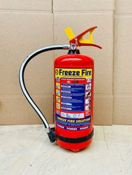Mild Steel Abc Fire Extinguisher, For Office, Capacity: 4Kg