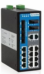 IES3020-4GS-2F Industrial Unmanaged Gigabit Ethernet Switch