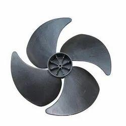 Black Pvc Fan Blade, Blade Size: 14 To 26 Inch