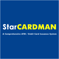 Debit Card Issuance and Maintenance Software Solution - StarCARDMAN