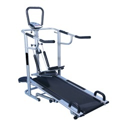 Manual Multi Functional Treadmill 4 in 1