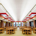 Fine Fissured High NRC Soft Fiber Ceilings