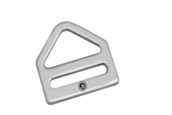 Triangular D Ring For Safety Harness