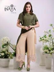 Designer Culottes Pants