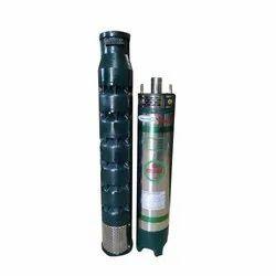10 Stage AC Powered V6 Inch Submersible Pump Set, Model: V6JP-30A