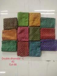 Doubale Dhamal-C Blouse Piece