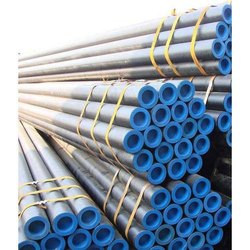 Gi And Ms Galvanized Jindal Pipes, Round, Thickness: 2.00 To 9.50 Mm
