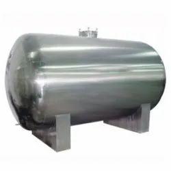 Mild Steel Chemical Reactor, Capacity: 2.5 KL
