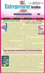English Entrepreneur India Monthly Magazine
