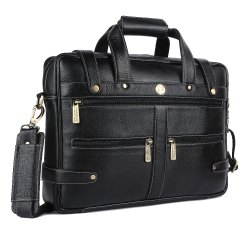 Hammonds Flycatcher Genuine Leather Office Bag