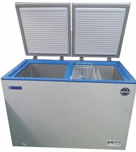 Blue Star Deep Freezer, Capacity: 500 L
