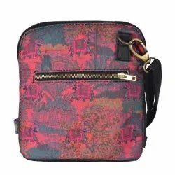 Rajasthani Haathi Crossbody Bag