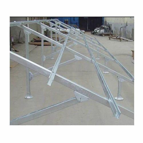 Solar Panel Mounting Structure Aluminium Solar Mounting