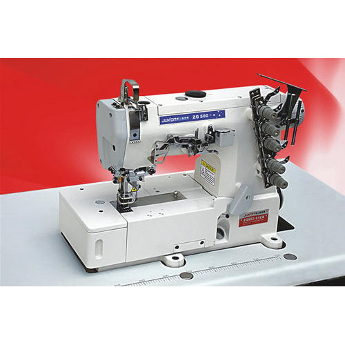 Mild Steel T Shirt Sewing Machine Rs 40 Set Om Sai Suneet Extraordinary Automatic Sewing Machine For Shirts