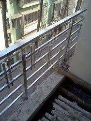 Stainless Steel Railings in Kolkata, West Bengal   Get ...