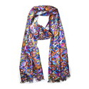 Silk Print  Scarves