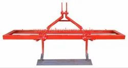 VISHWAKARMA Mild Steel Ranp With 2 Tynesand blade, for Agriculture, Size: 72