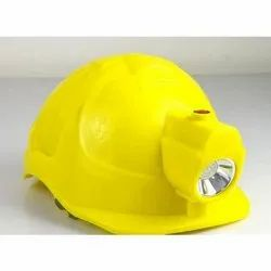 Rechargeable LED Safety Helmet