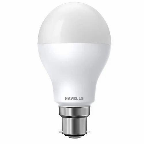 Aluminum Cool daylight Havells LED Bulb
