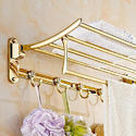 Folding Towel Rack