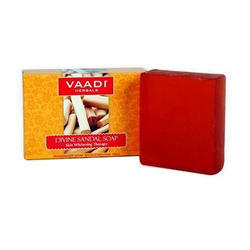 Sandal Soap with Saffron and Turmeric